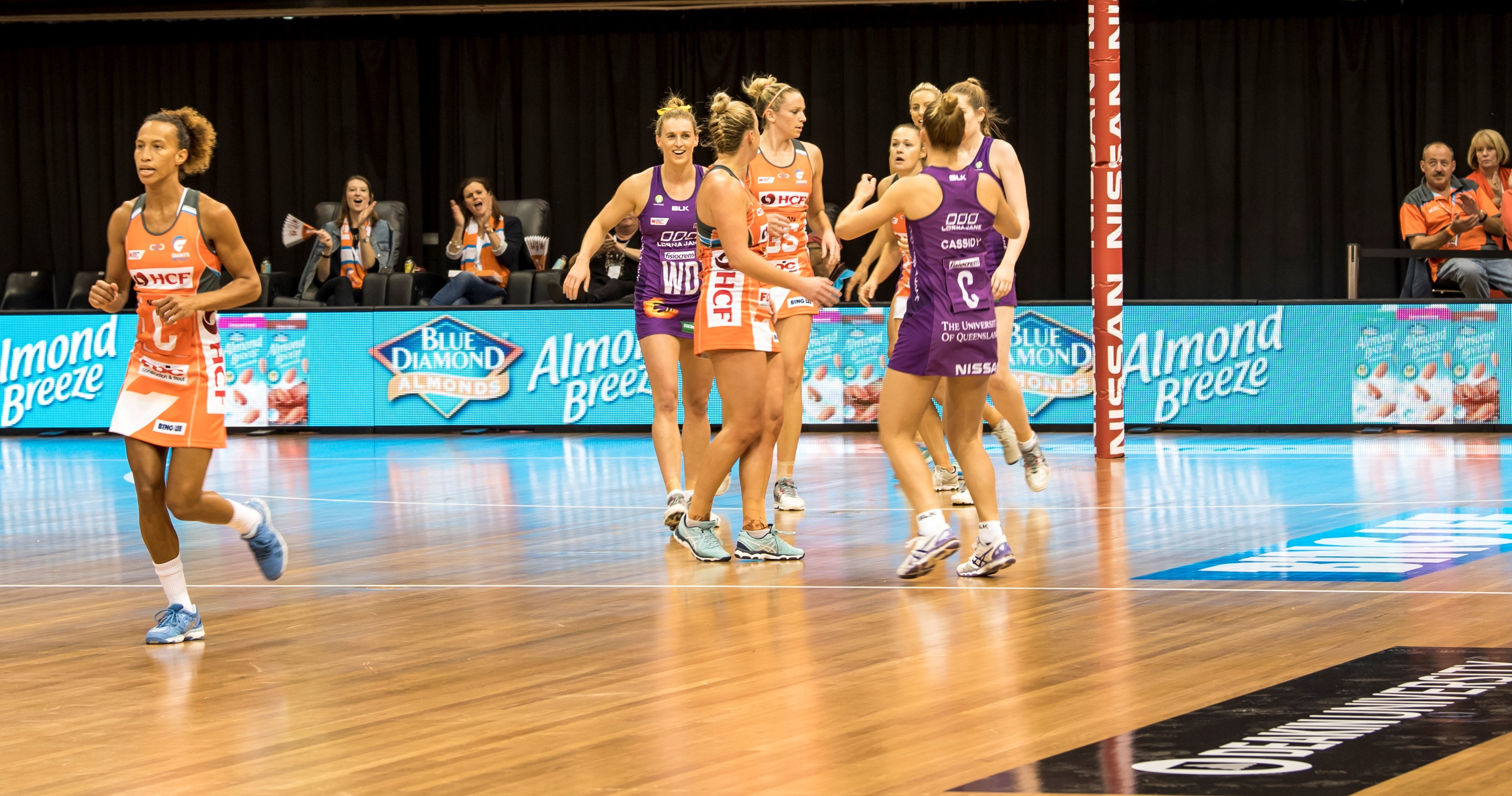 Suncorp Super Netball