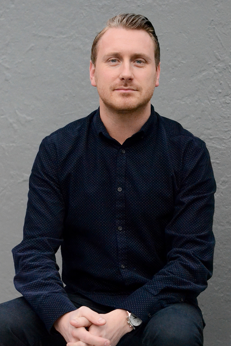Matt Holmes, Magnum PR's new creative director