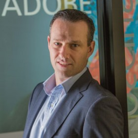Adobe's new Asia Pacific president, Paul Robson