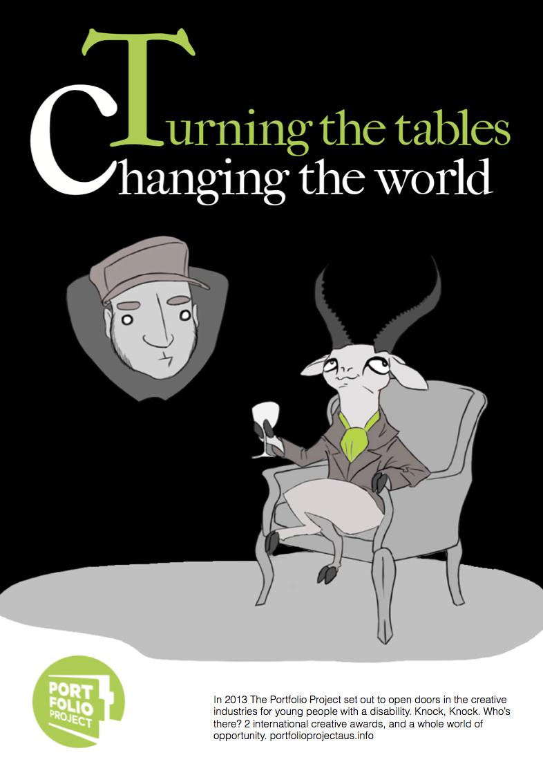 Turning Change - The Portfolio Project.