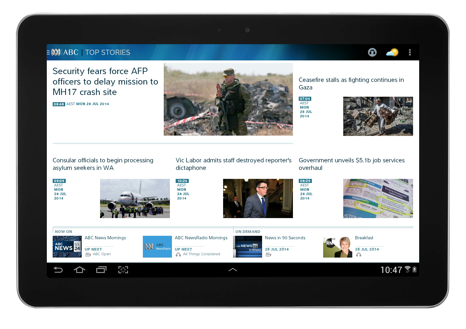 ABC-Android-Tablet