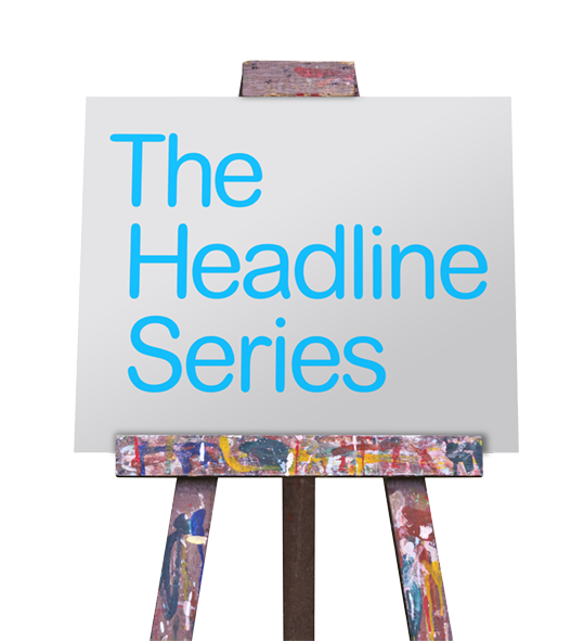 Headline Series_Easel_Small