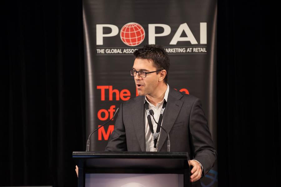 POPAI's new managing director