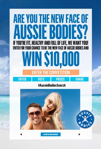 #AussieBodiesSearch