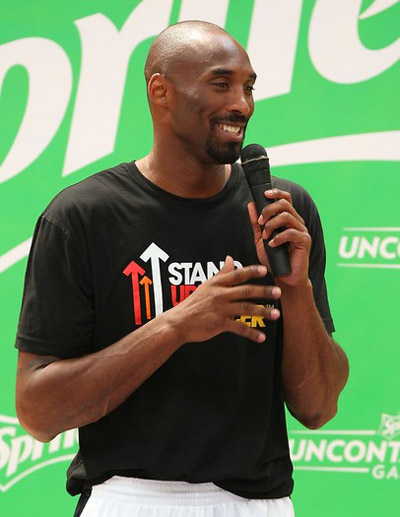 Kobe Bryant, Sprite Revamp Boys & Girls Club Of Santa Barbara Gym