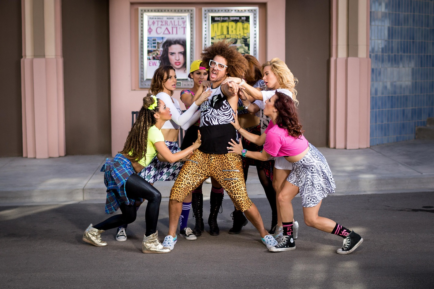 Redfoo to perform at iHeartRadio Australia Music Festival