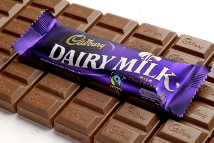 Cadburys Dairy Milk Chocolate Bars (Fair Trade)