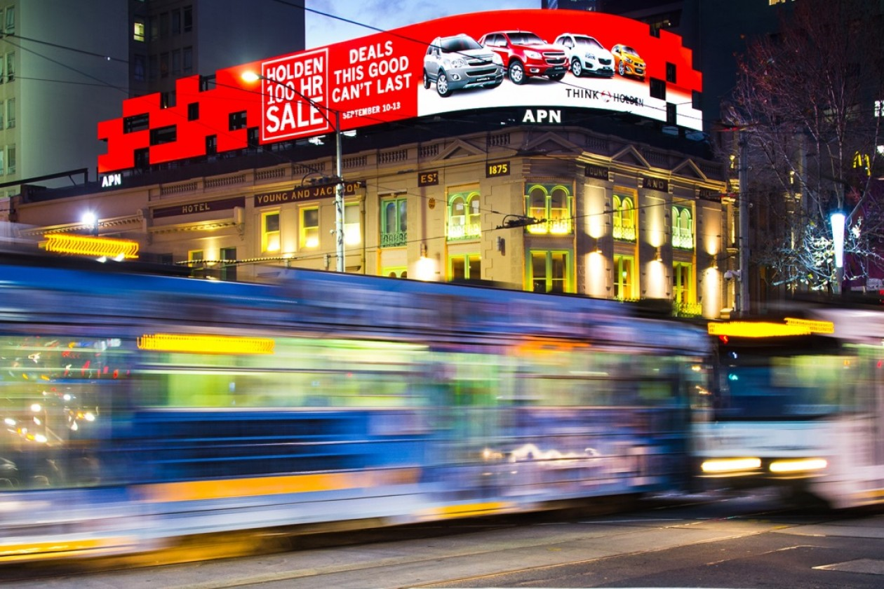 APN Outdoor Boosts Digital With 3 New Screens - B&T