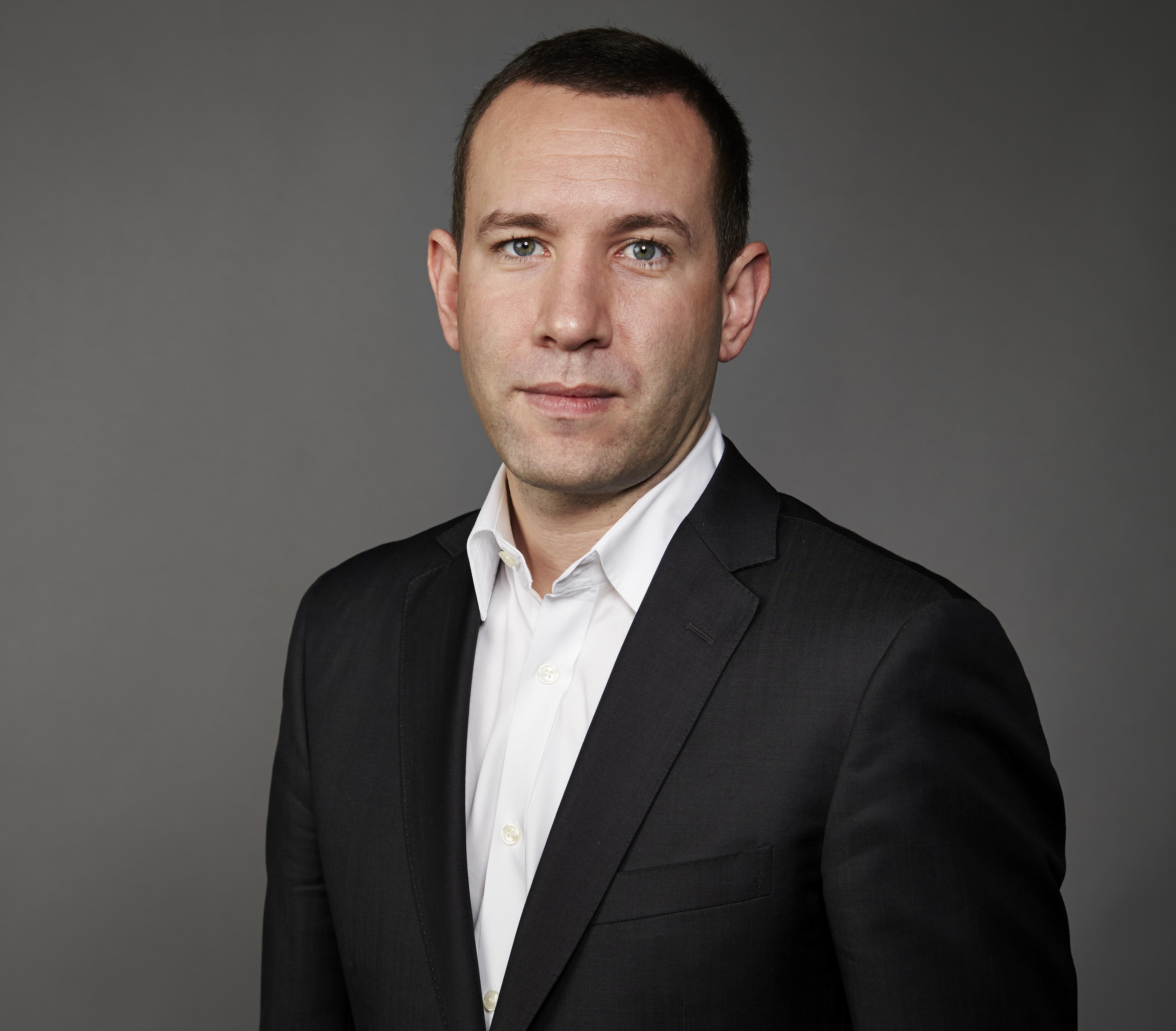 Mat Baxter, CEO of UM.