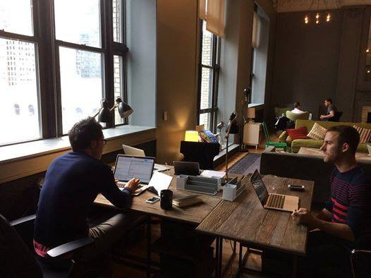 The New York Office