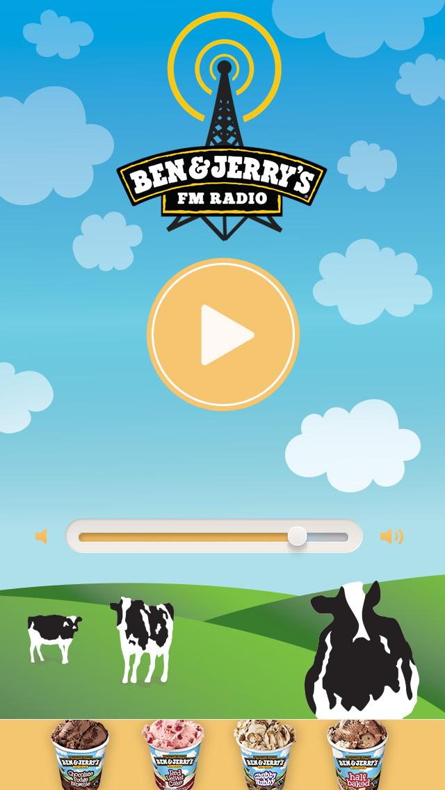 Ben & Jerry's FM_App