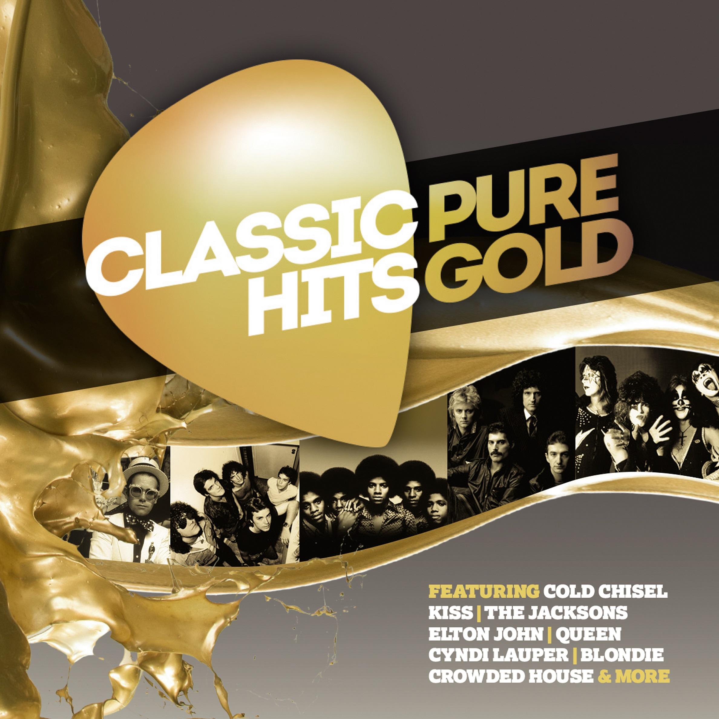 Pure Gold_Album Cover