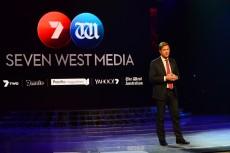 Seven West Media's CEO Tim Worner