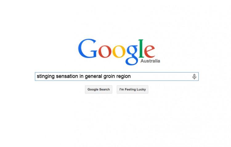 google hyprocondriac
