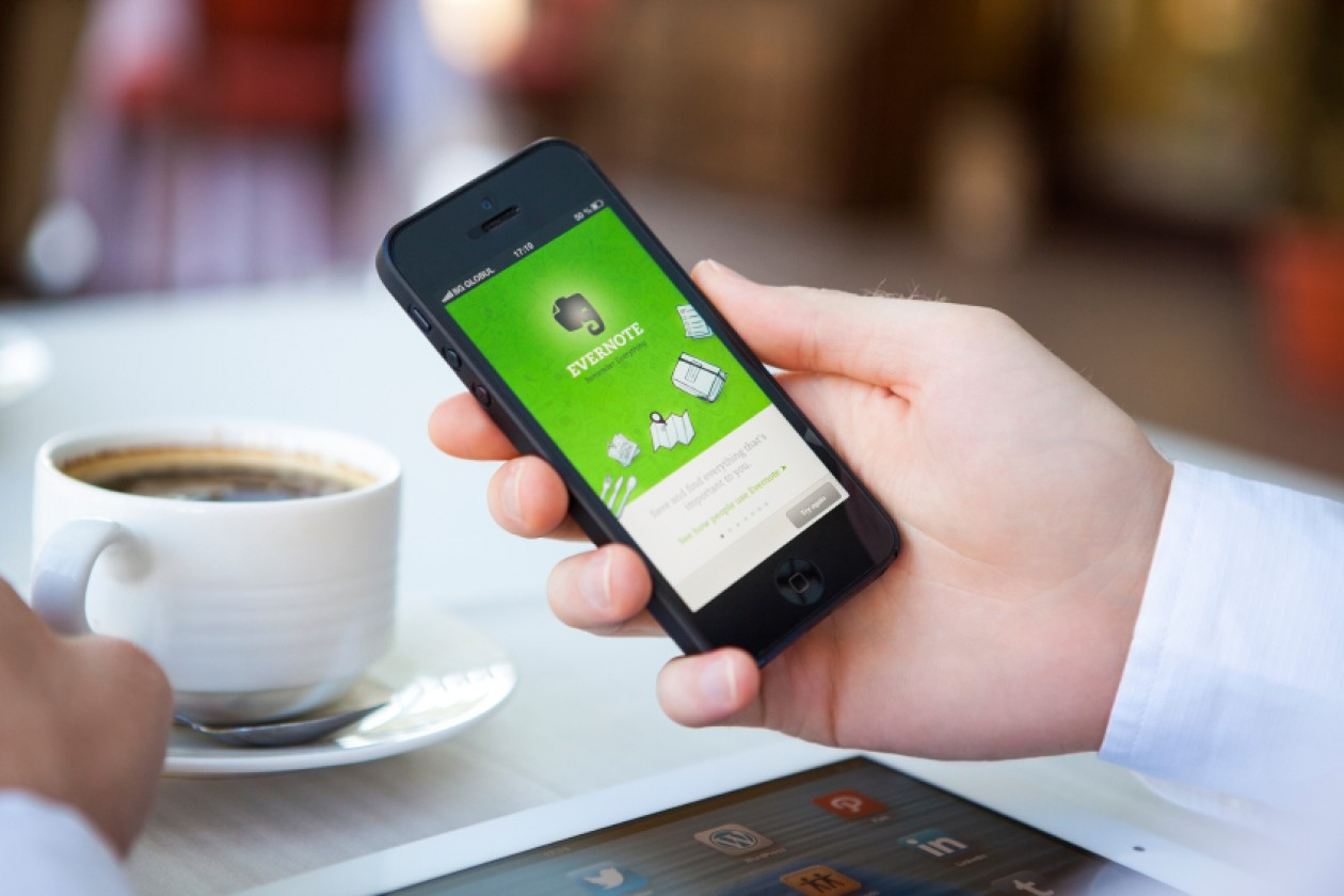Evernote Goes Beyond Note-taking With New Features - B&T