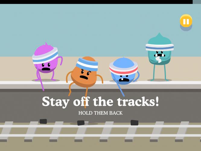 DWTD2 Tracks