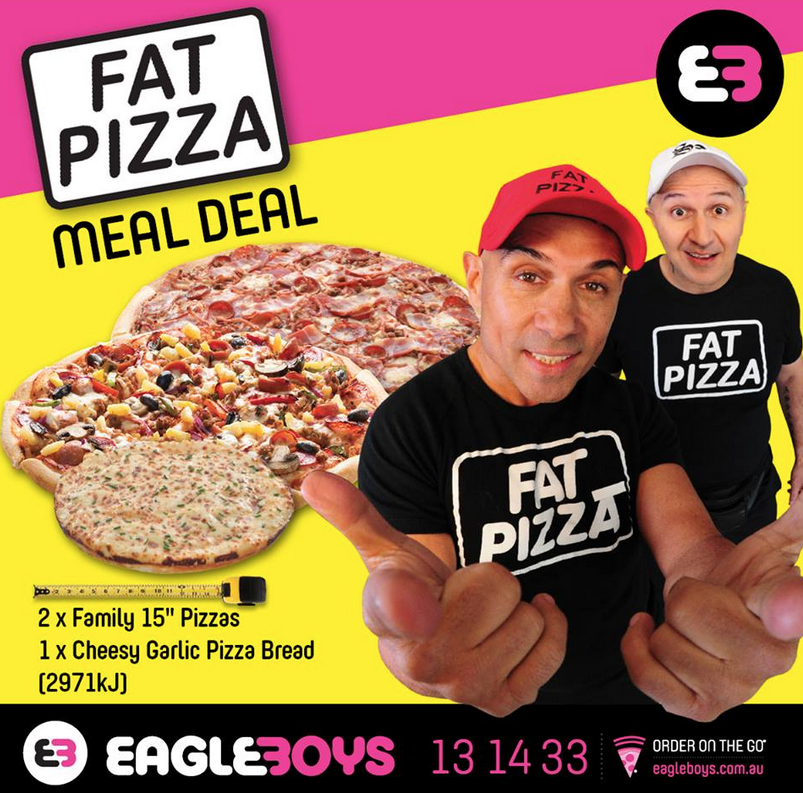 Fat Pizza Deal