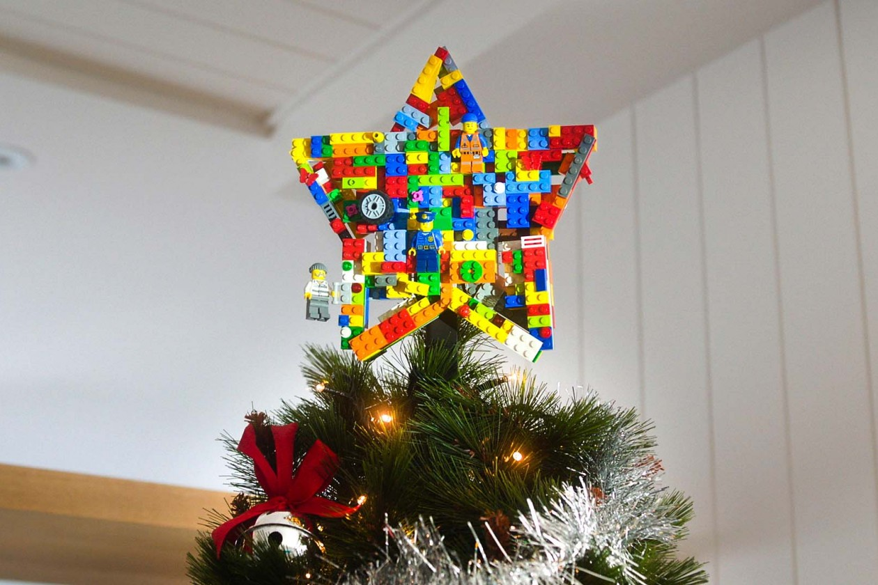 campaign build your lego christmas