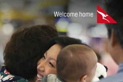 Qantas Hong Kong