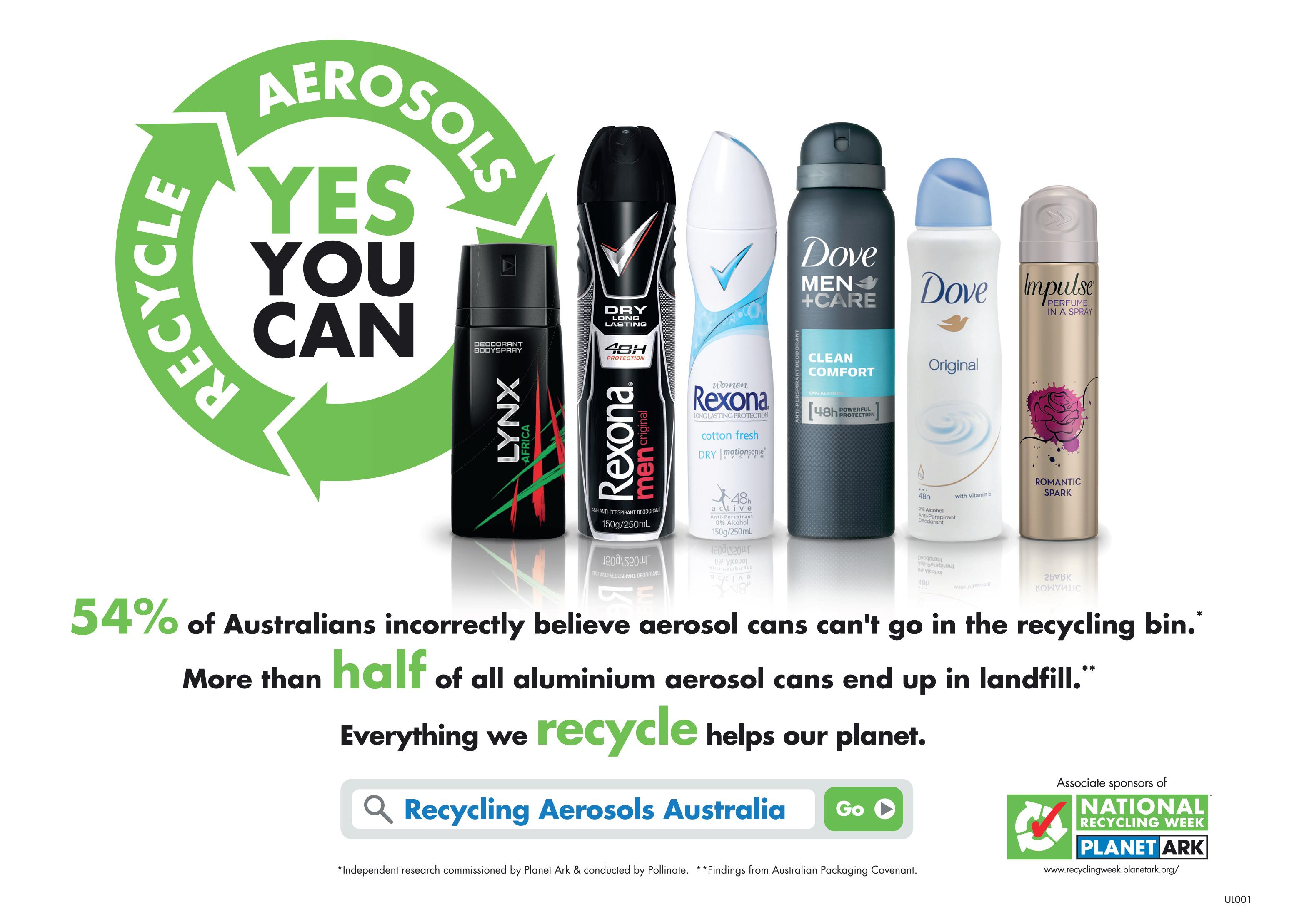 Unilever-PlanetArk-National Recycling Week