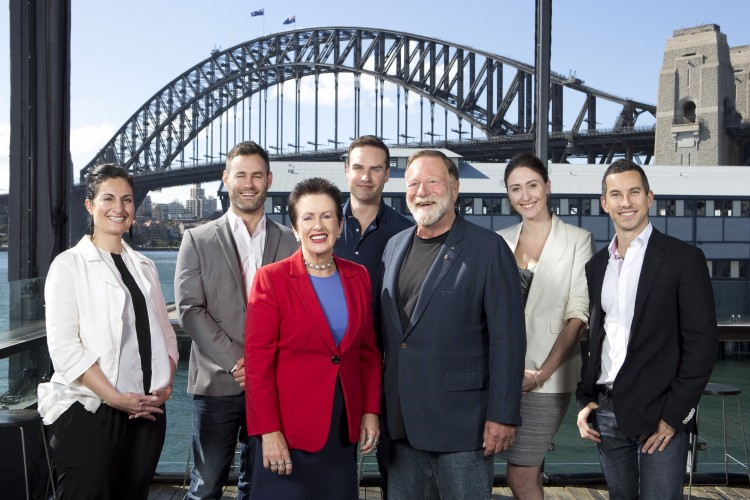 Clover Moore, Jack Thompson and the Imagination Team