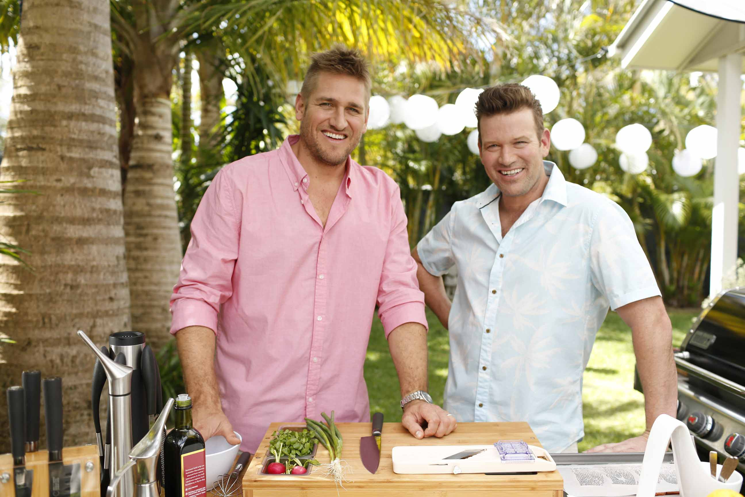 ensemble um coles red engine team up for christmas cooking special bt - 2014 Christmas Shows On Tv