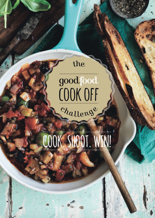 Good Food Cook Off website