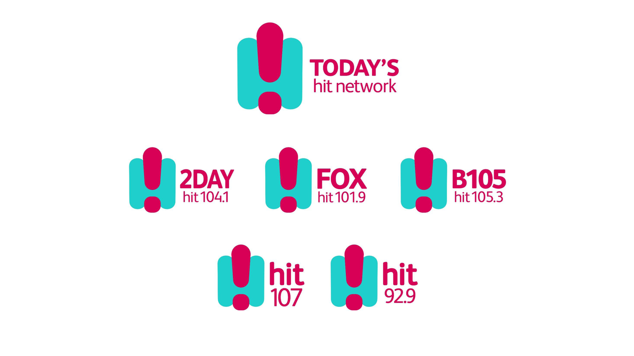 Todays hit network logos