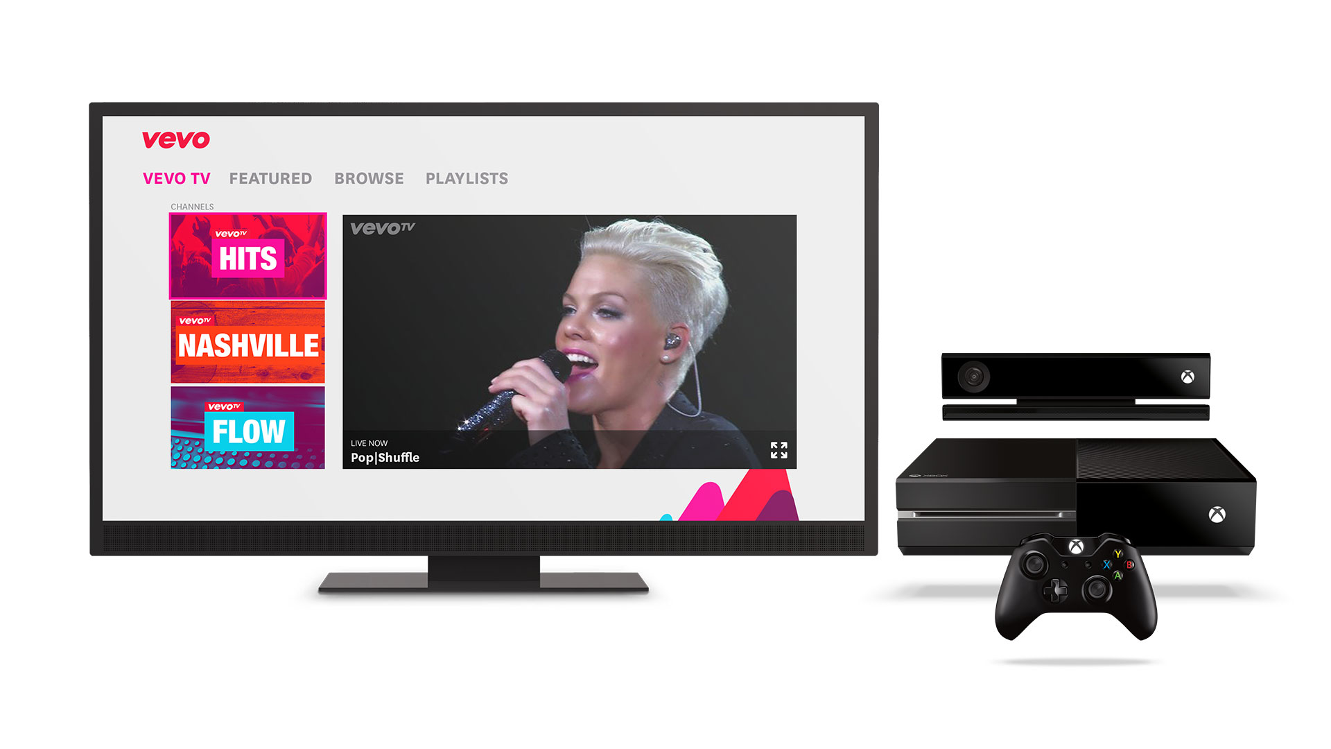 Vevo Now Available On Xbox One - B&T
