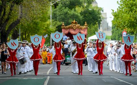 moomba-parade
