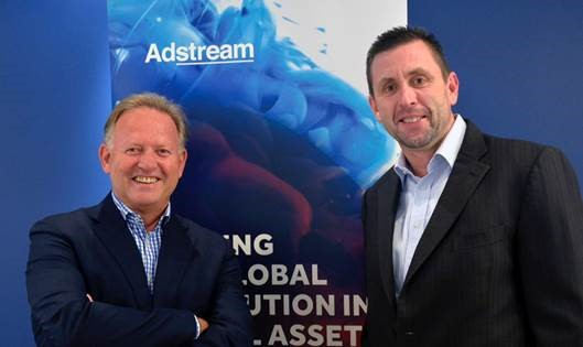 ADSTREAM APPOINTS NEW EXECUTIVE DIRECTOR AND MANAGING DIRECTOR