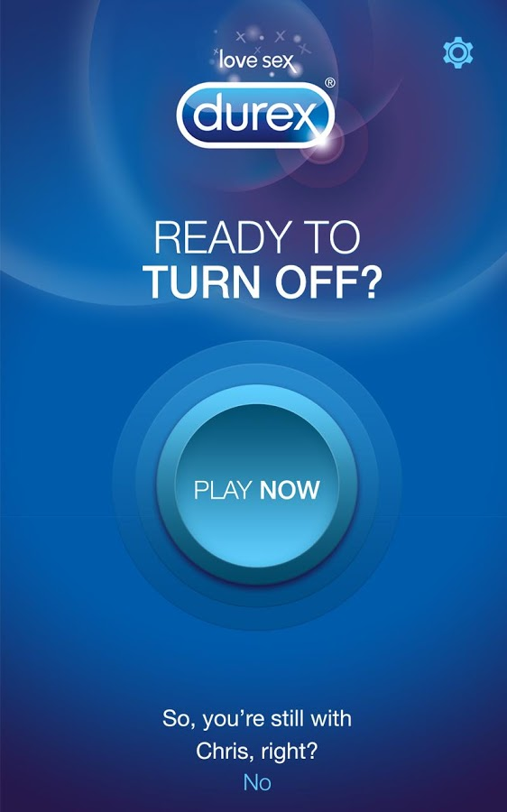 Durex Connect App 3