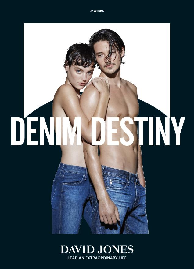 denim destiny hero