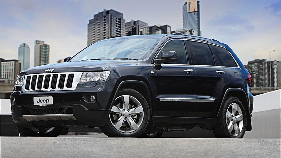 Jeep models australia