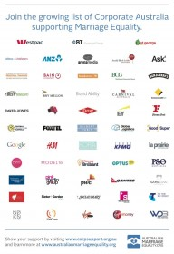 marriage equality brands