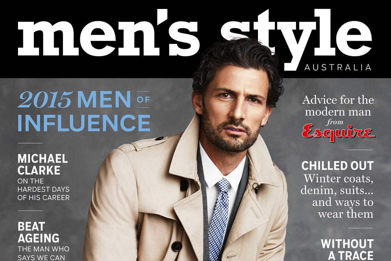 e8a254520fa Men s Style Heads In New Direction By Sticking Fella On Latest Cover ...