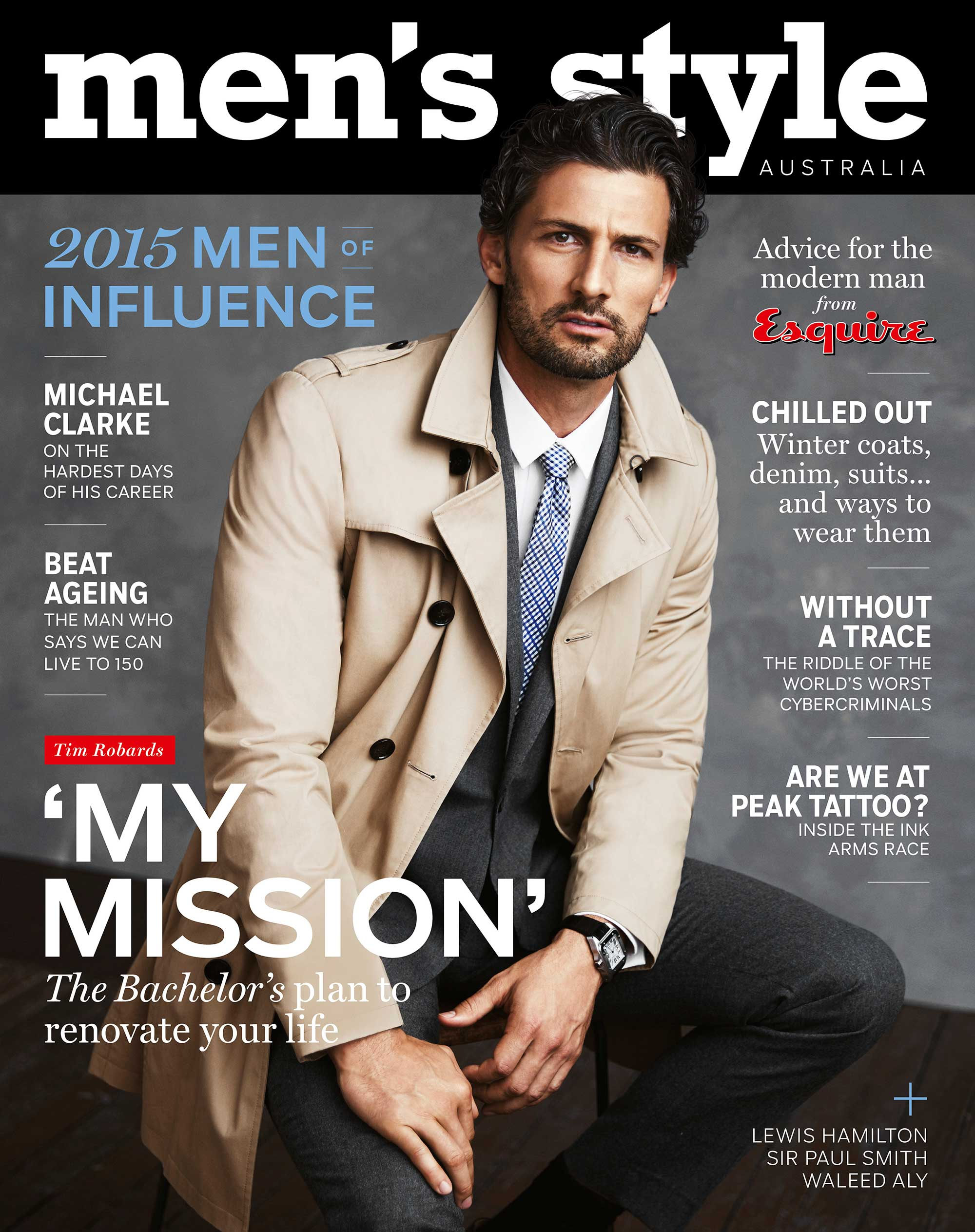 Men's Style Heads In New Direction By Sticking Fella On ...