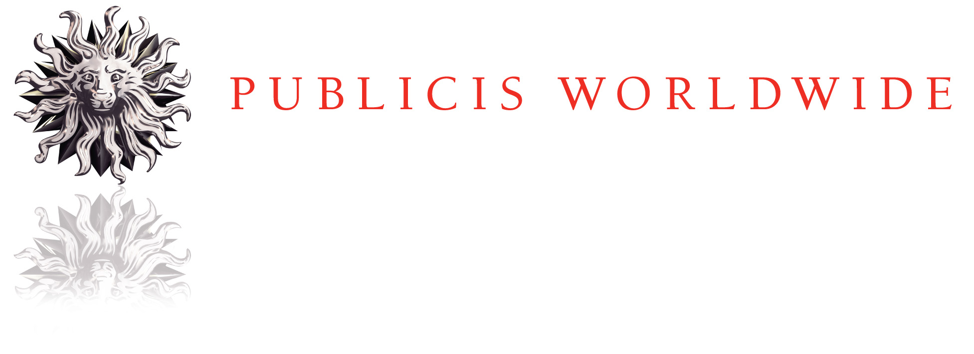 The old Publicis Worldwide logo.