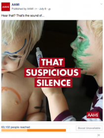 AAMI-Child-Silence