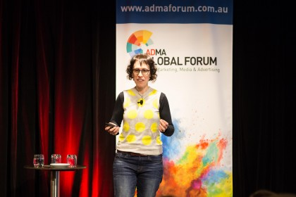 Amantha Imber at ADMA Global Forum