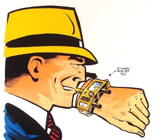 """Cartoon Characters Voice Changer : """"wearable tech will be the game changer for marketers"""