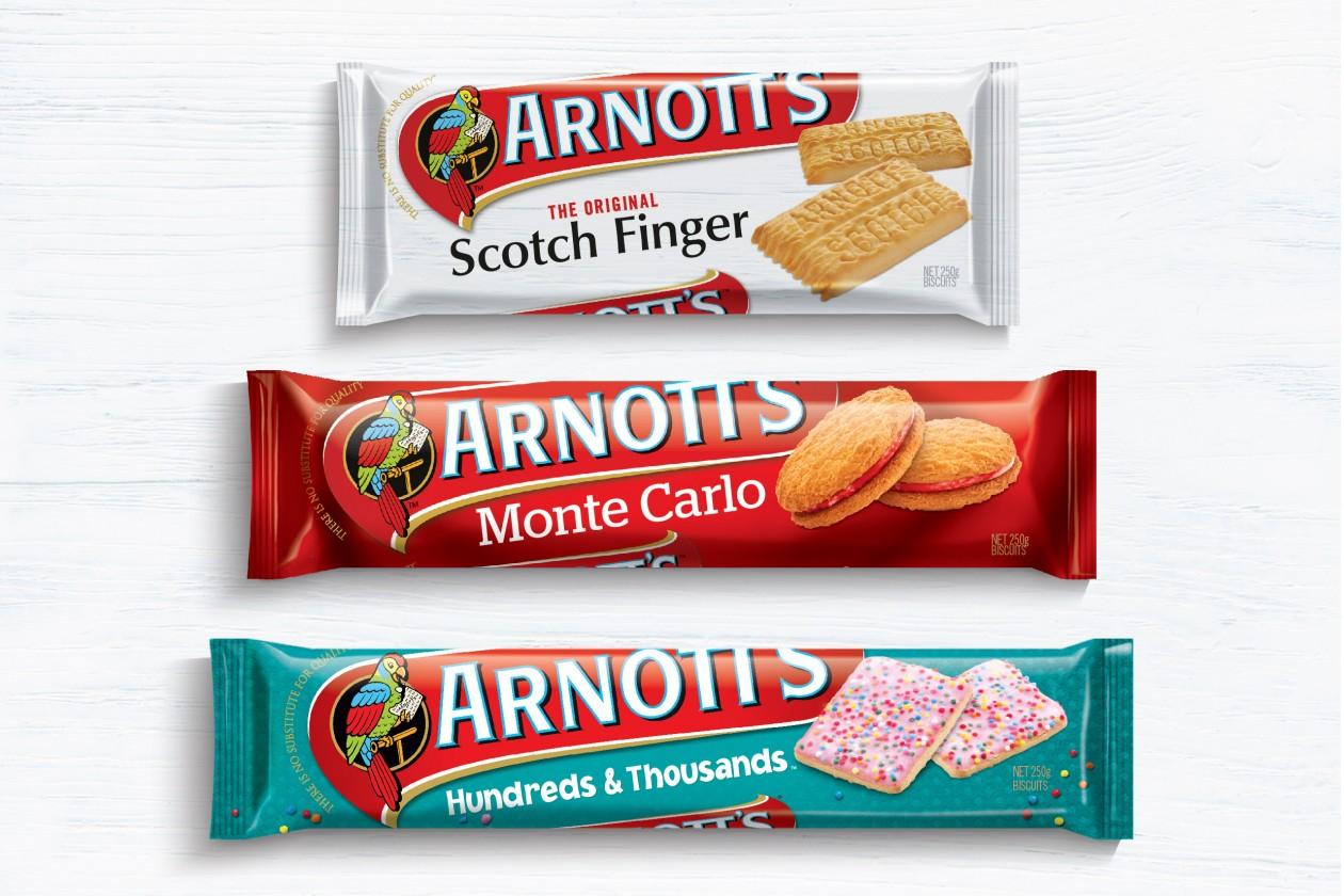 98d1fec201c8a Arnott's Unveils New Packaging Designs By Branding Consultant Landor ...