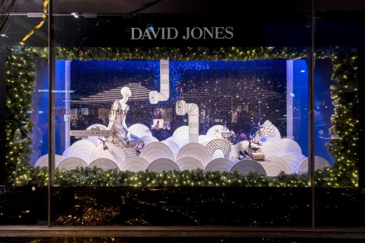 Paul Tudor Jones Christmas Lights