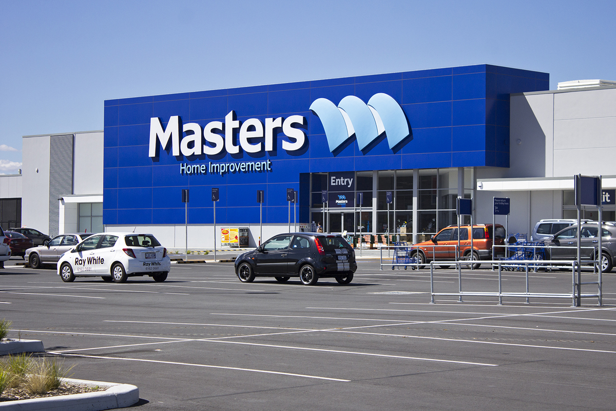 Home Timber Amp Hardware Insults Woolies Masters One Last Time