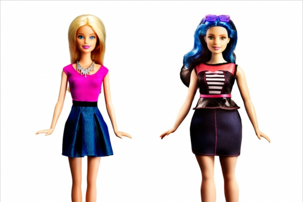 new barbie figures