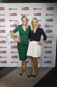 Ingrid Willinge, Sky News Business Anchor; Leanne Jones, Sky News Business Anchor