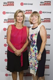 Janine Perrett, Sky News Business; Lynne Testoni, Medium Rare