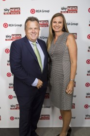 Jeff Brown, Australian News Channel; Suzie Caldwell, MCN
