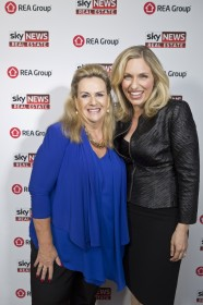 Prue Miller, SKY NEWS REAL Estate Co-Anchor_Bridie Barry, SKY NEWS REAL ESTATE Anchor