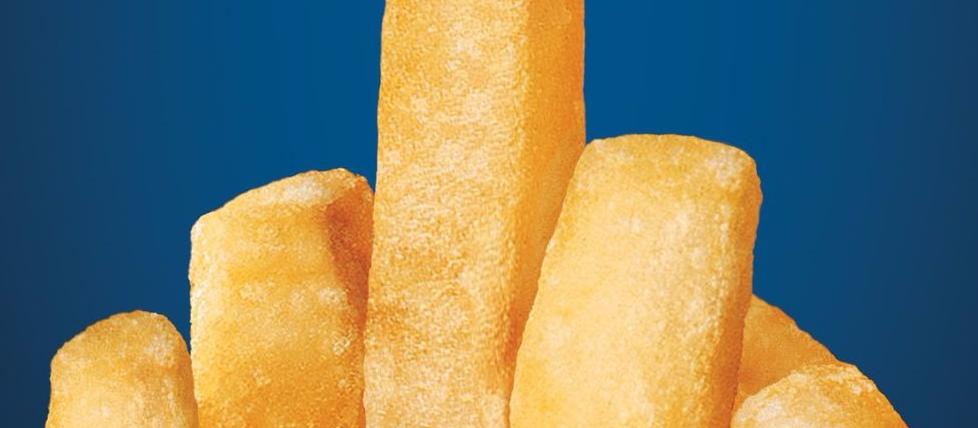 Burger King Ad Gets Resurrected As Symbol Of Belgian Defiance